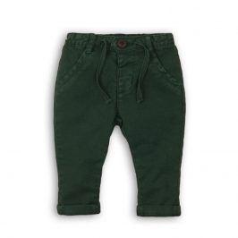 Kalhoty chlapecké zelená 86/92