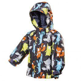 bunda dětská zimní nepromokavá kluk 80
