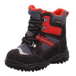 zimní boty HUSKY GTX červená 22