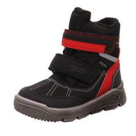 zimní boty MARS GTX červená 33