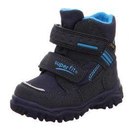 zimní boty HUSKY modrá 25
