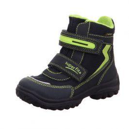 zimní boty SNOWCAT GTX zelená 29