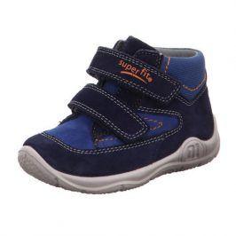 dětské celoroční boty UNIVERSE tmavě modrá 21