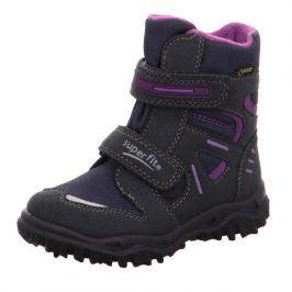 zimní boty HUSKY GTX fialová 32
