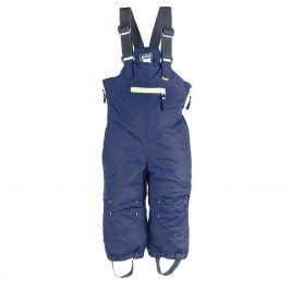 kalhoty dětské zimní modrá 80