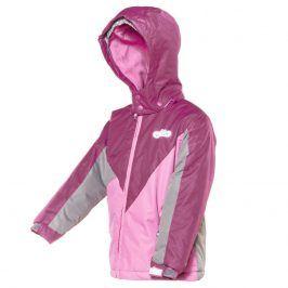 bunda zimní dívčí růžová 98