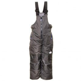 kalhoty lyžařské zimní chlapecké šedá 104