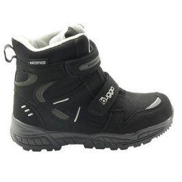 dětské zimní boty černá 37