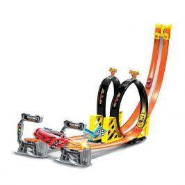 Dráha Power Track se dvěma auty