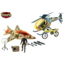 Stíhačka / Vrtulník The Corps