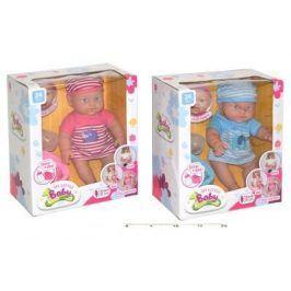 Plakající a čůrající miminko 31 cm