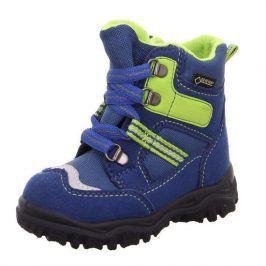 zimní boty HUSKY GTX modrá 26