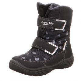 zimní boty CRYSTAL GTX šedá 27