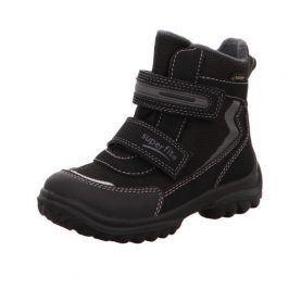 zimní boty SNOWCAT GTX černá 34