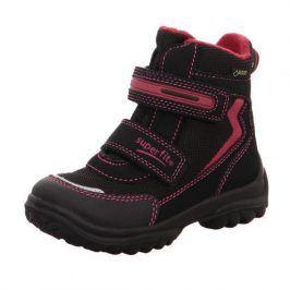 zimní boty SNOWCAT GTX červená 30