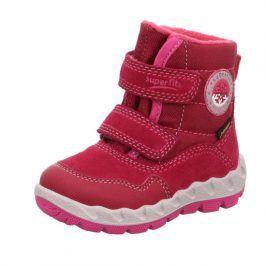 dětské zimní boty ICEBIRD růžová 34