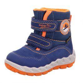 dětské zimní boty ICEBIRD modrá 24