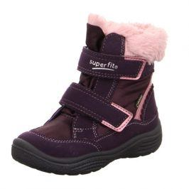 zimní boty CRYSTAL GTX fialová 34