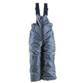 kalhoty lyžařské zimní chlapecké šedá 110