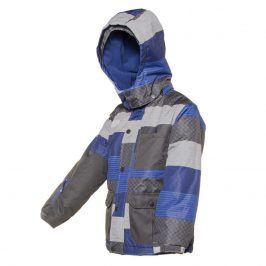 bunda zimní chlapecká kluk 122