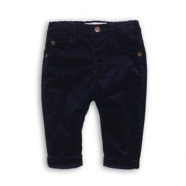 Kalhoty chlapecké černá 86/92