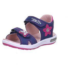 dívčí sandály EMILY tmavě modrá 26