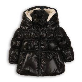 Bunda dívčí zimní Puffa černá 116/122