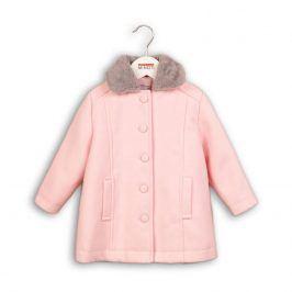 Kabát dívčí růžová 104/110