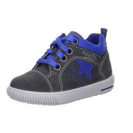 dětská celoroční obuv MOPPY šedá 21