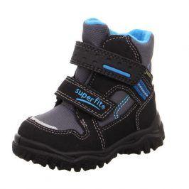 zimní boty HUSKY černá 24