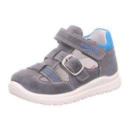 dětské sandálky MEL šedá 21