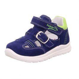 dětské sandálky MEL modrá 23