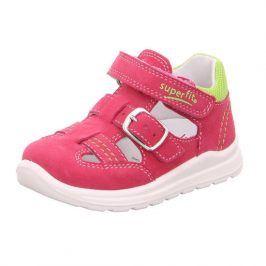 dětské sandálky MEL růžová 25