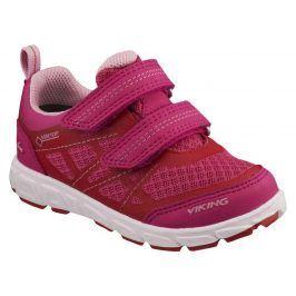 dětské celoroční boty Veme Vel GTX fuchsia 33