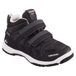 dětské celoroční boty Cascade II mid GTX černá 35