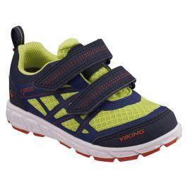 dětské celoroční boty Veme Vel GTX zelená 27