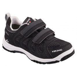dětské celoroční boty CASCADE II mid GTX černá 28