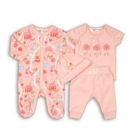 Dárkový set kojenecký růžová 56