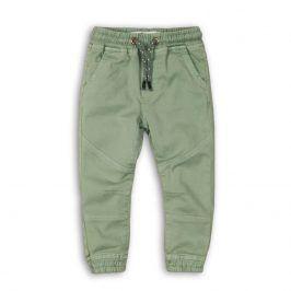 Kalhoty chlapecké zelená 116/122