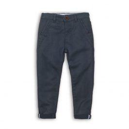 Kalhoty chlapecké tmavě modrá 80/86