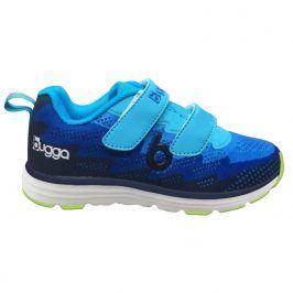 boty sportovní tenisky OUTDOOR modrá 30