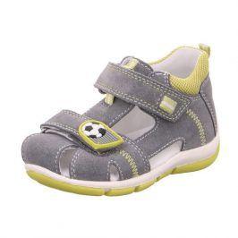 chlapecké sandály FREDDY šedá 21