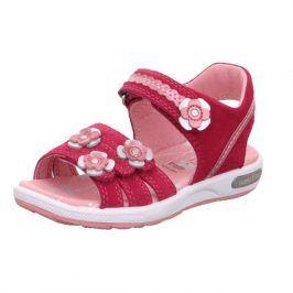 dívčí sandály EMILY červená 34