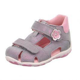 dívčí sandály FANNI šedá 22