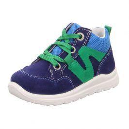 dětská celoroční obuv MEL modrá 21