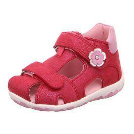 dívčí sandály FANNI červená 26
