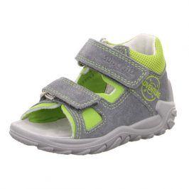 chlapecké sandály FLOW šedá 22