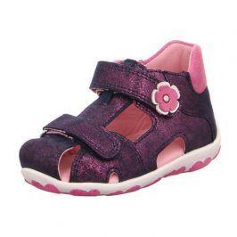 dívčí sandály FANNI modrá 19