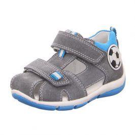 chlapecké sandály FREDDY šedá 27