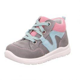 dětská celoroční obuv MEL růžová 26